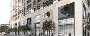 Google vai inaugurar primeira loja física em Nova York