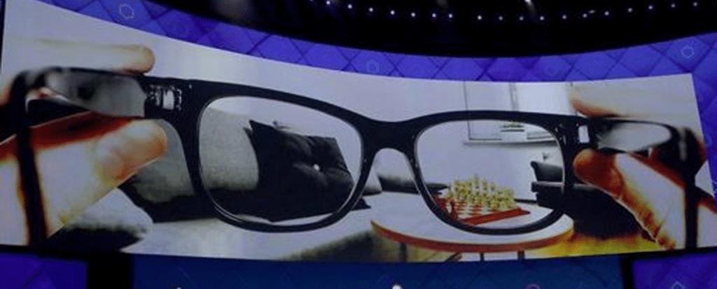 facebook rayban óculos smart