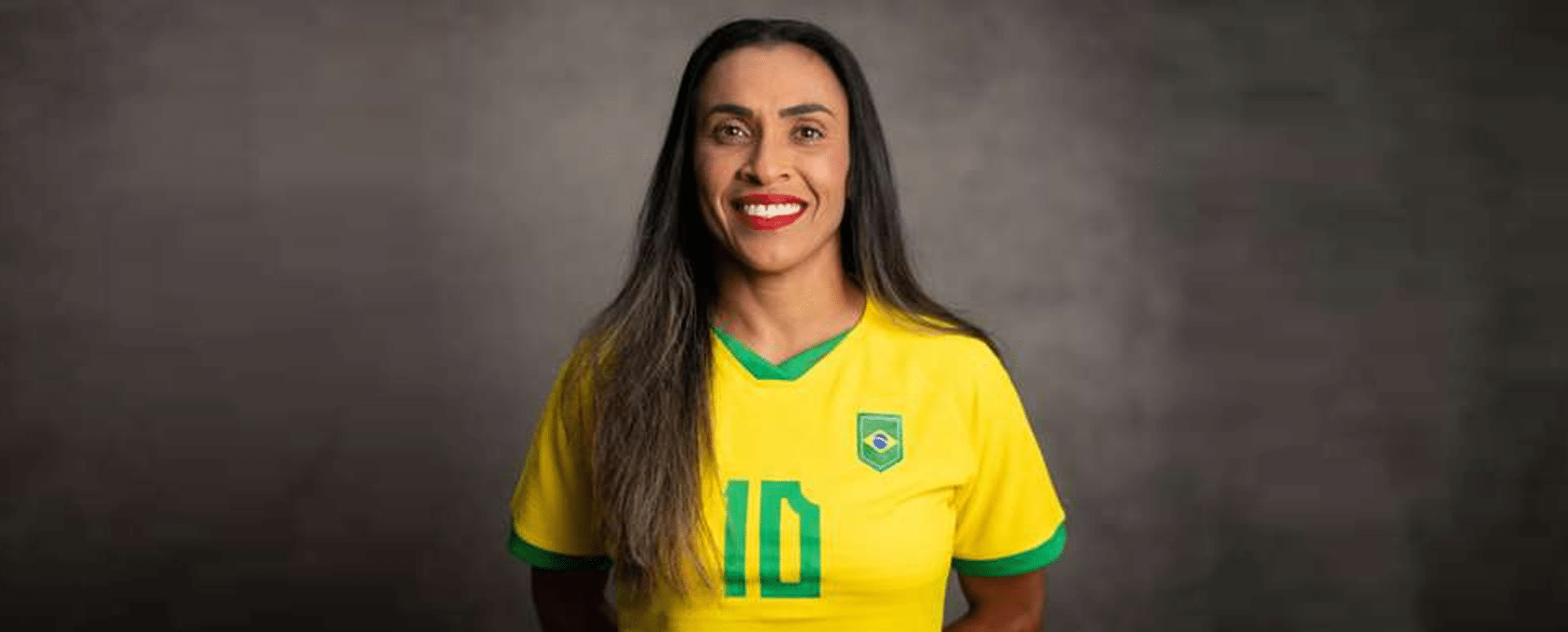 Marta Nike Jogos Olímpicos