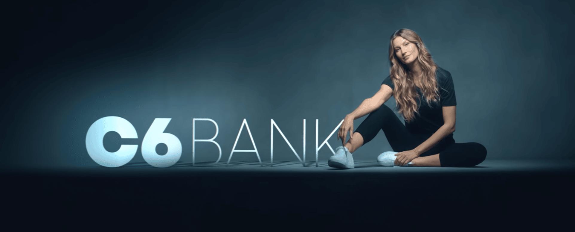 Gisele Bündchen c6 bank